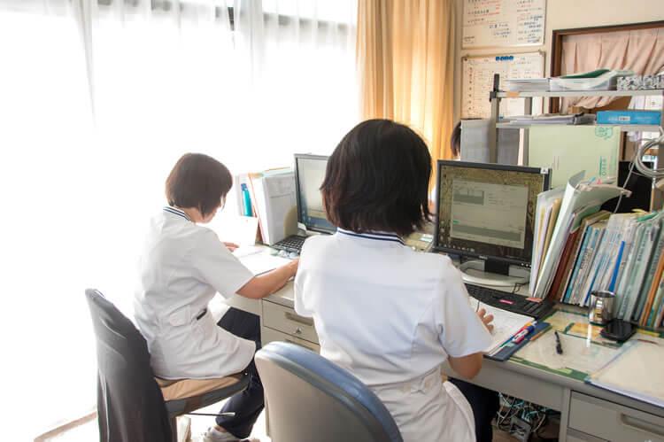 西武訪問看護ステーション「ささえ」