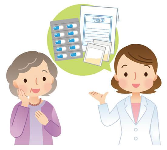 内服薬の管理
